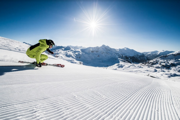 Non-Stop Ski Challenges to Try in the Alps
