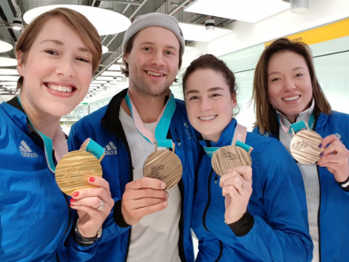 Winter Olympics wrap-up; Team GB Medals