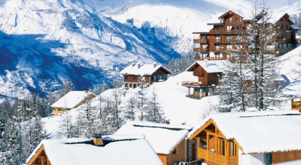 Spotlight on the Chalet Alpaca in Les Arcs