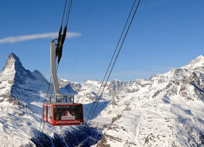 Alpine Ski Resorts for Adrenaline-Seeking Skiers