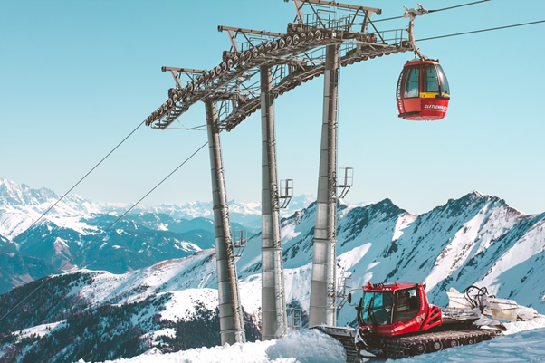 A Snow-sure Winter Season as Ski-lifts Open Early
