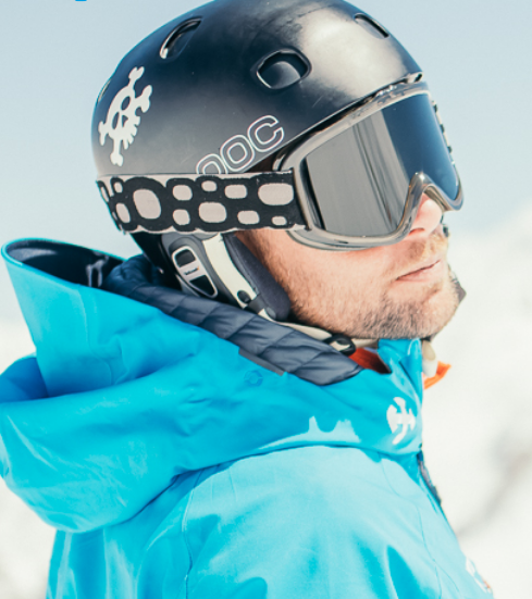 Oxygene ski instructor